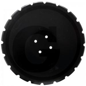 Ozubený disk Ø 510, Ø dier 12,5 mm