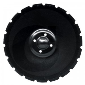 Ozubený disk Ø 450, Ø dier 13 mm