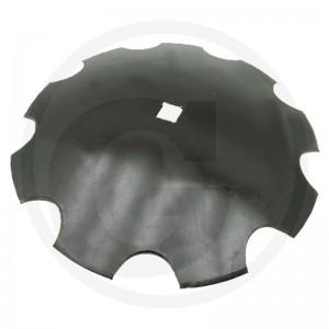 Ozubený disk Ø 410 mm, 27x27 mm