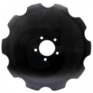 Ozubený disk Ø 560, priemer diery Ø 95,5 mm