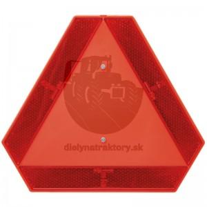Výstražný trojuholník / Plast
