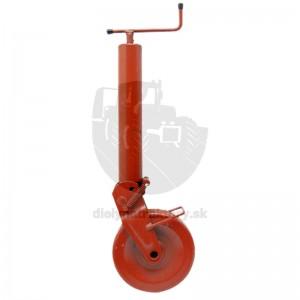 Oporné koleso pre vlečku poloautomaticky sklopné, nosnosť 1500kg
