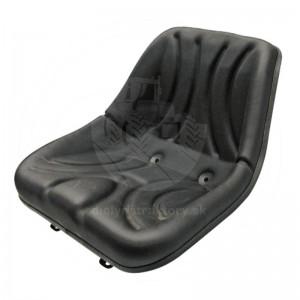 Sedadlo pre nakladač a vysokozdvižný vozík