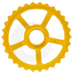 Hviezdicové koleso Ø 480 (úzke), hrúbka 95 mm