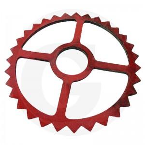 Ozubené koleso Ø 620, hrúbka 18 mm