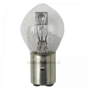 Halogénová žiarovka 12V21WK / P21W