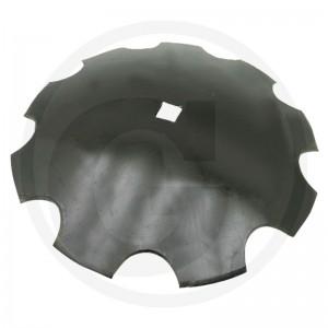 Ozubený disk Ø 460 mm, 30x30 mm