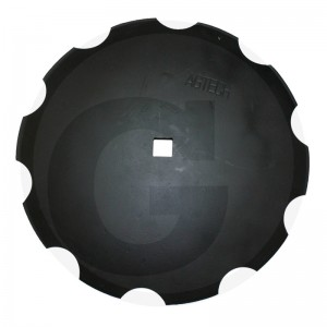 Ozubený disk Ø 510 mm, 30x30 mm
