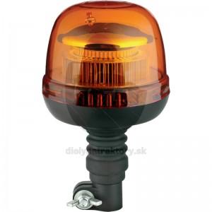LED otočný maják, 12 / 24V | nástrčná trubica