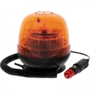 LED otočný maják, 12/24 V, 3 funkcie