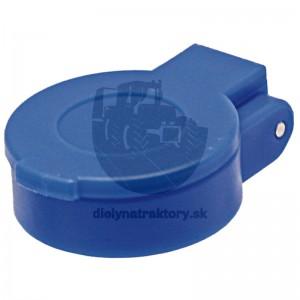 Protiprachové viečko modré KM DN12-BG3 bez aretácie