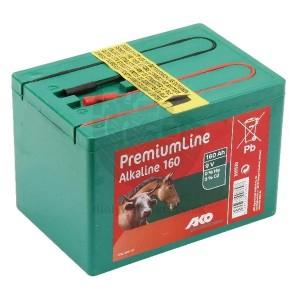 AKO batéria 9V 160 Ah alkalická