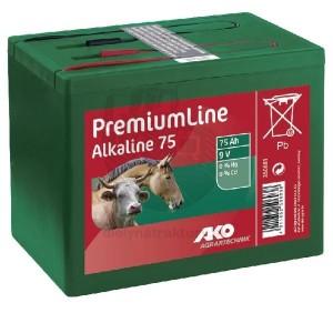 AKO batéria 9V 75 Ah alkalická