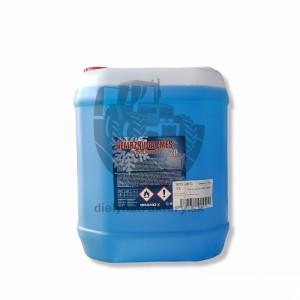Nemrznúca voda do ostrekovačov -20°C 10L s vôňou ovocia