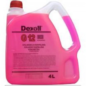 Dexoll Antifreeze G12 4L
