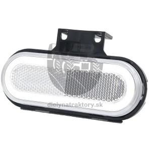 Obrysové obdĺžnikové LED svetlo 12-24 V