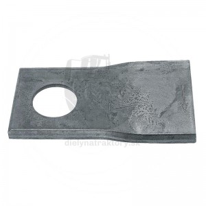 Nôž typ 2 ľavý, 106 x 47 mm, Ø 19 mm, balenie 25 ks