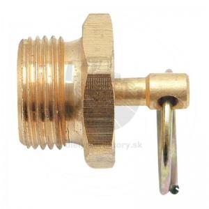Odvodňovací ventil M22 x 1,5 mm, s krúžkom