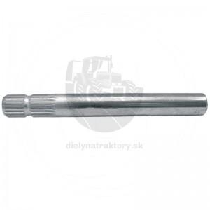 """Profilová hriadeľ 1 3/8"""" Z6, 400 mm"""