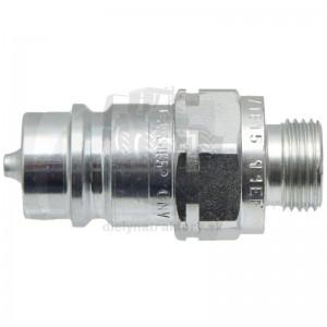 Rýchlospojka Samec KS 18L (M26x1,5) DN12-BG3
