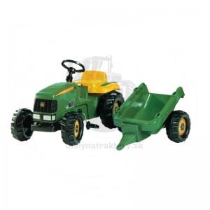 Rolly Kid šliapací traktor John Deere