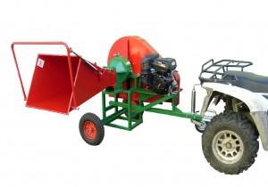 Štiepkovač PIRANA 14 HP, benzínový motor KOHLER