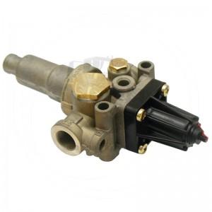 Wabco regulátor tlaku, vypínací tlak: 12,5 bar s tlmičom